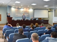 Bureau Veritas Certification Rus carried out an audit to approve Managment system