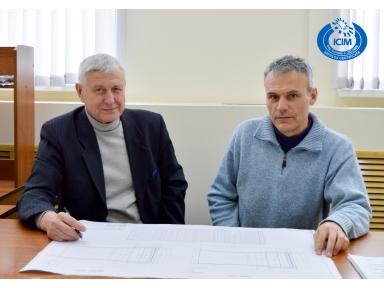 Инспектор ICIM Пауло Бонетти провел очередной цикл испытаний в рамках сертификации трубной продукции из ВЧШГ