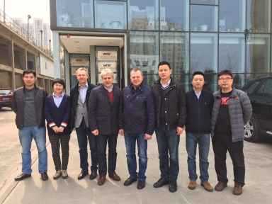 Korean Delegation visited Svobodny Sokol